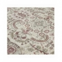 Vintage recoloured rug color beige (183x295cm)