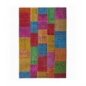 Vintage patchwork carpets kleur multi colour (200x300cm)