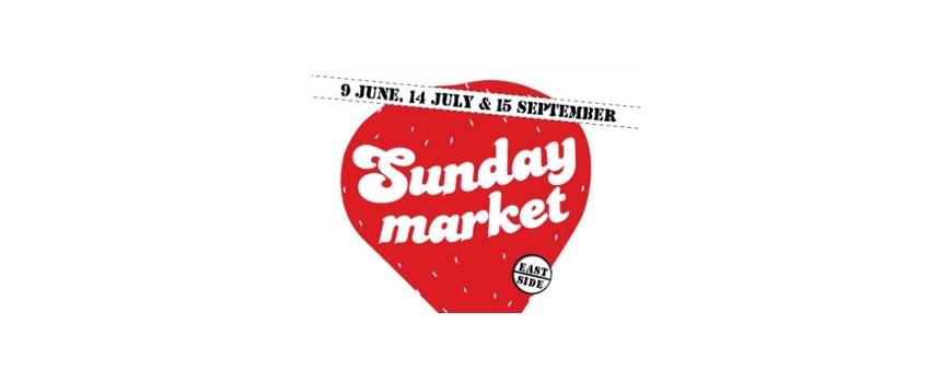 Sunday Market Roest Amsterdam