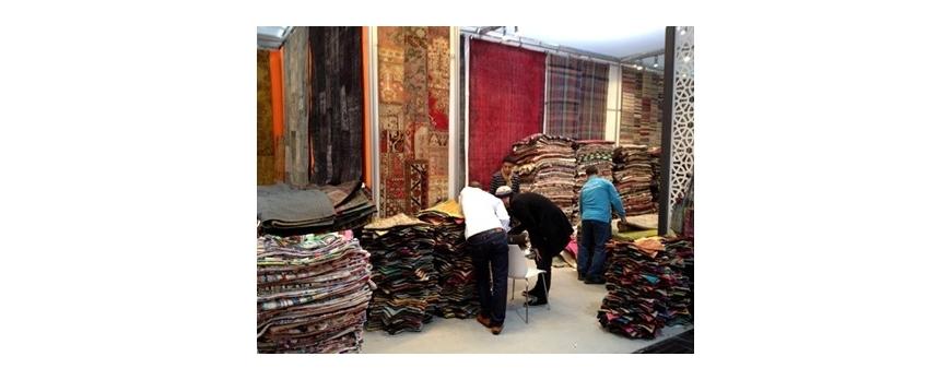 25 nieuwe recoloured carpets